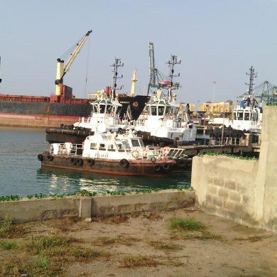 Au port (5)