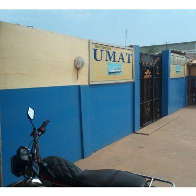 Local de l'UMAT